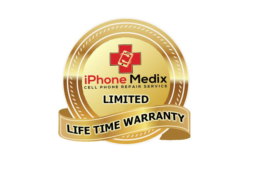 Penyertaan Peraduan #18 untuk Limited Lifetime Warranty image design