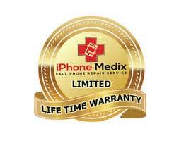 #18 untuk Limited Lifetime Warranty image design oleh akmalhossen