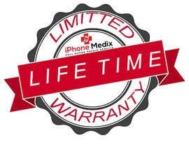 #20 untuk Limited Lifetime Warranty image design oleh NURUNNAHAR017