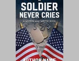 #54 untuk SoldierGirl book cover oleh dienel96