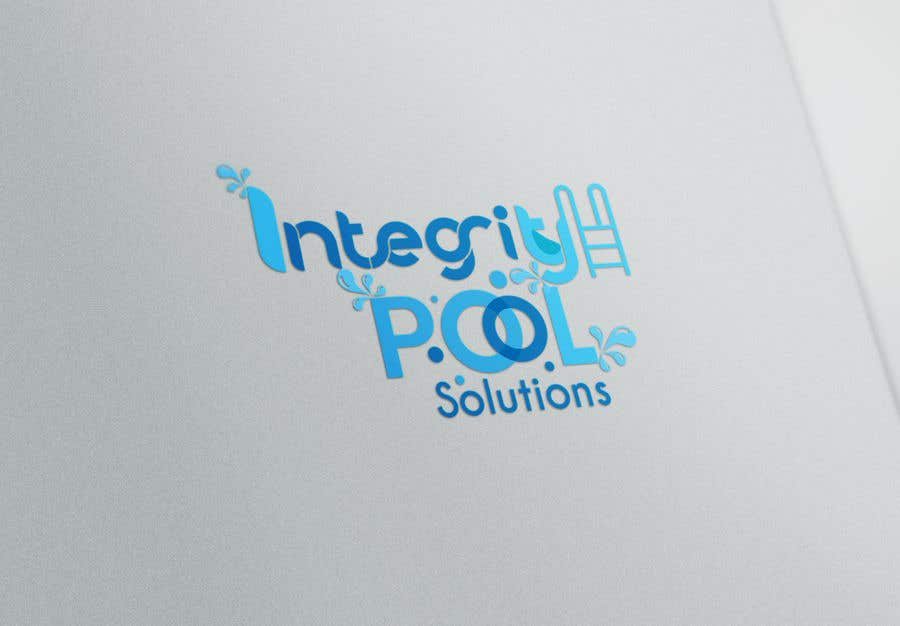 Entry #308 by unitmask for Swimming Pool Business Logo ...