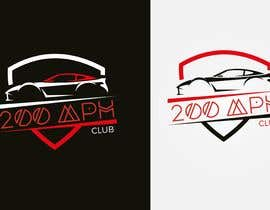 #25 untuk I need a logo for my instagram account my account my page revolves around exotic super cars! The page name is 200MPH Club oleh Grafika79
