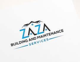 #212 untuk Logo design ZAZA Building and Maintenance Services oleh MdImran1717
