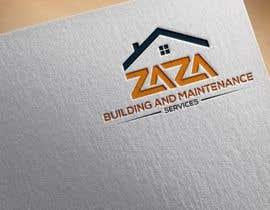#57 untuk Logo design ZAZA Building and Maintenance Services oleh Mvstudio71