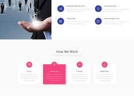 Nro 36 kilpailuun Design a website basis a design concept that's already in place. käyttäjältä designer2222