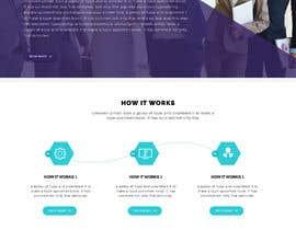 Nro 31 kilpailuun Design a website basis a design concept that's already in place. käyttäjältä sneha15112018