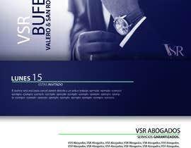 #8 para Diseñar un folleto A5 - Tema Abogados de prowebxd1