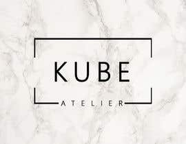 #72 for Logo KUBE ATELIER by athinadarrell
