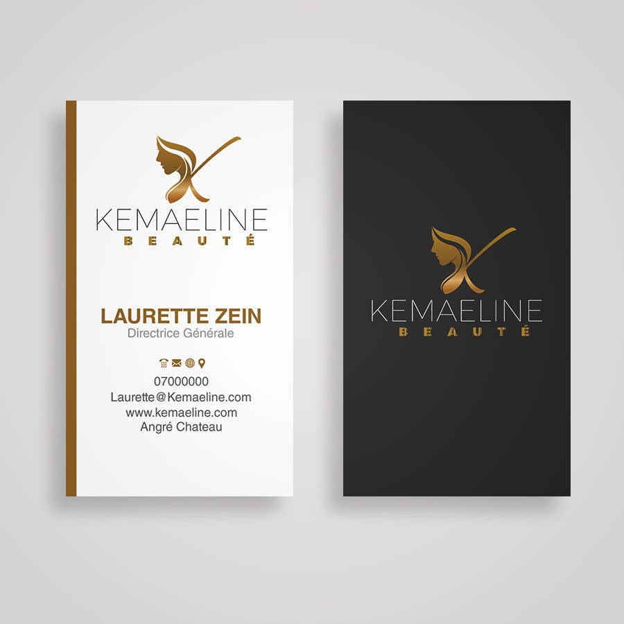 Proposition n°                                        12                                      du concours                                         NEED VERTICAL BUSINESS CARD (URGENT)
