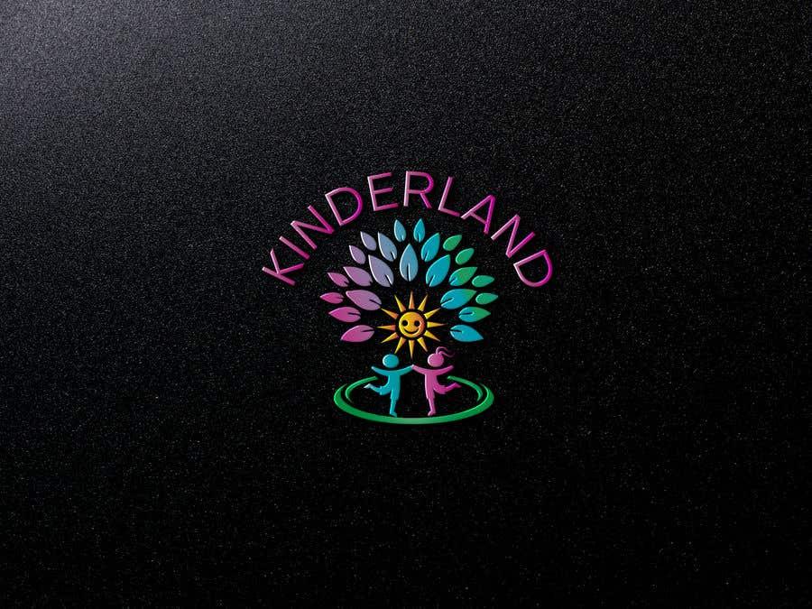 Конкурсная заявка №197 для Graphic designer needed for kindergarten logo