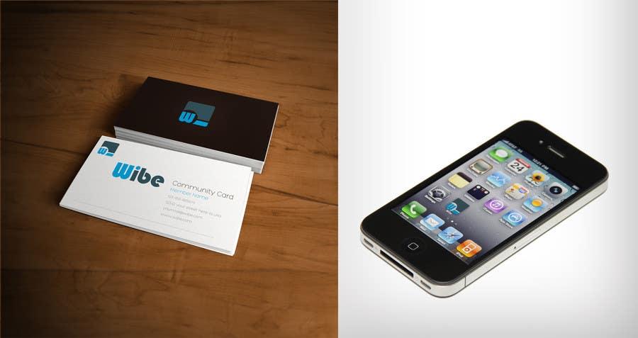 Konkurrenceindlæg #2 for Logo Design for Wibe