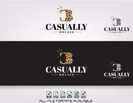 alejandrorosario tarafından Logo design for Casually Bougie için no 16