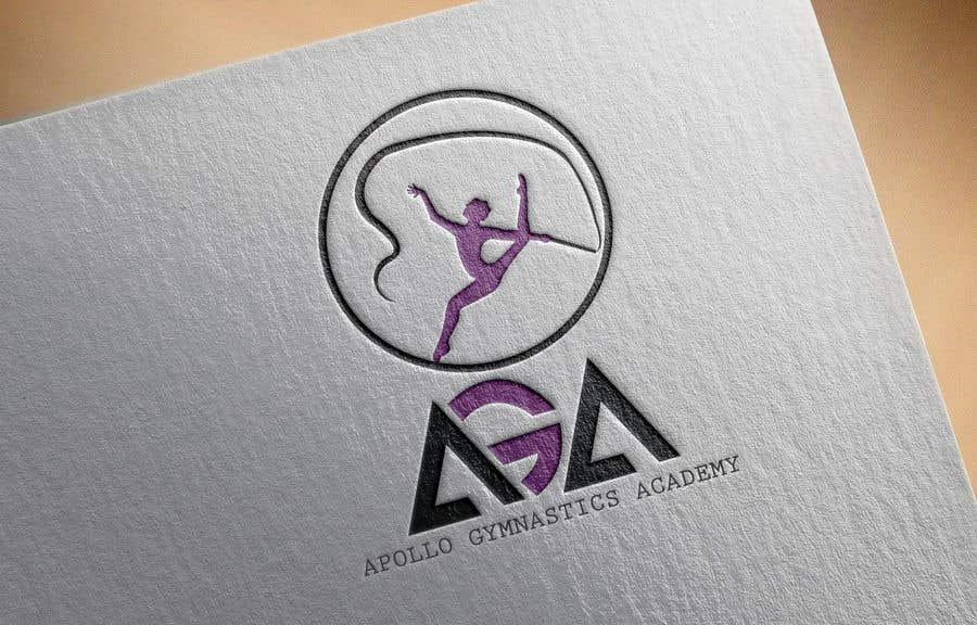 """Konkurrenceindlæg #156 for Logo for """"Apollo Gymnastics Academy"""""""