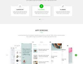 #5 for Landing Page for On Demand Home Repair and Installation by pixelmarketo