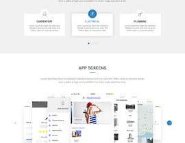 #10 for Landing Page for On Demand Home Repair and Installation by pixelmarketo