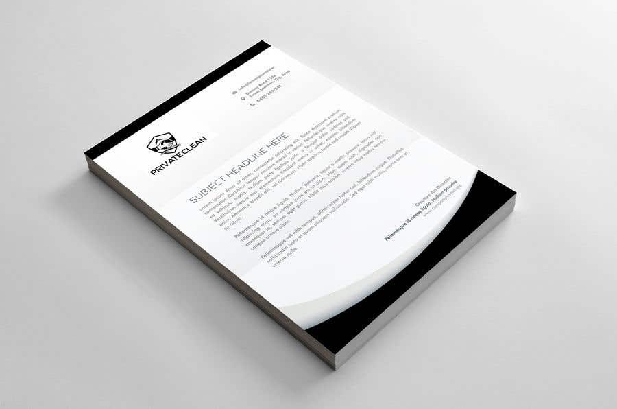 Konkurrenceindlæg #93 for create a letter head