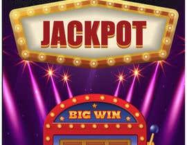 Nro 8 kilpailuun Design a Banner for Store Front & Doors (Casino Style) käyttäjältä ajmal32150
