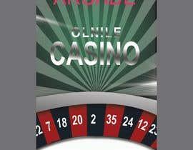 Nro 5 kilpailuun Design a Banner for Store Front & Doors (Casino Style) käyttäjältä youshohag799
