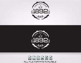 #111 pentru Logo Design - Cafe/Wine Bar de către alejandrorosario