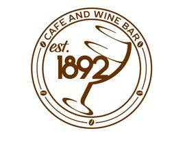 nº 103 pour Logo Design - Cafe/Wine Bar par blackstarteam
