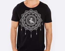 #18 cho Sagittarius Illustrated Graphic T-Shirt/Hoodie bởi MagicYorko