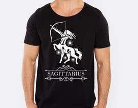 #20 cho Sagittarius Illustrated Graphic T-Shirt/Hoodie bởi MagicYorko