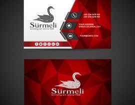 nº 63 pour design a business card for a knitwear/clothing business par apollorobin