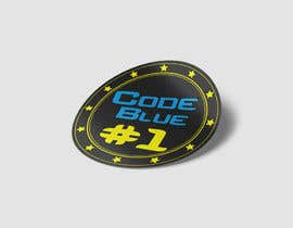 #35 for Logo/sticker for company event Code Blue by myert