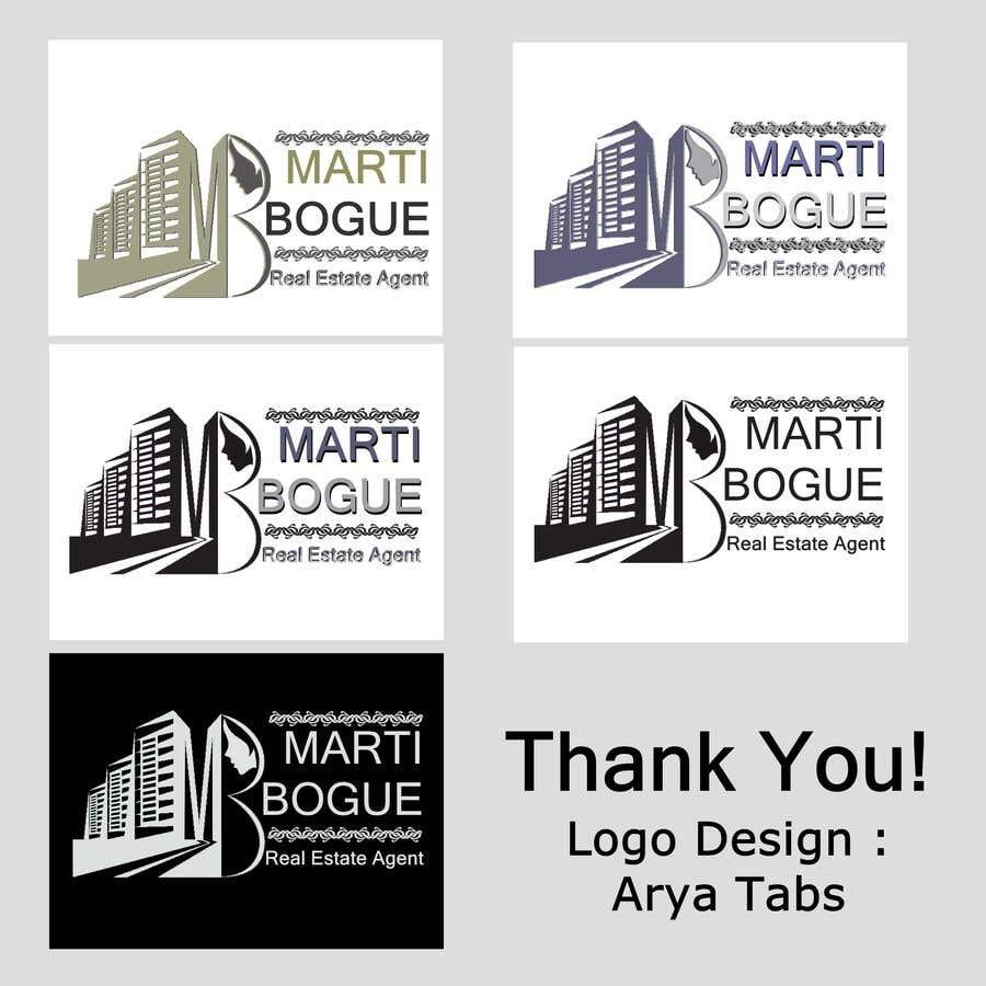 Penyertaan Peraduan #317 untuk Marti Bogue Logo Design