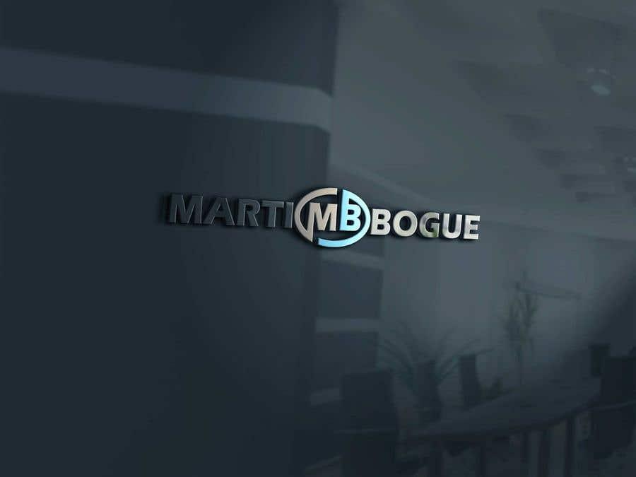 Penyertaan Peraduan #142 untuk Marti Bogue Logo Design