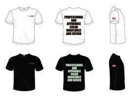 #2 untuk Create a shirt design for my company oleh krsnov23