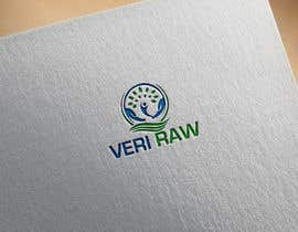 #42 untuk I need a logo design for my start up health nutrition brand Veri Raw oleh mr1355647