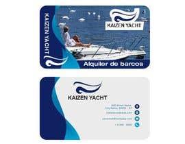 nº 8 pour Diseñar tarjeta de presentación con logotipo o identidad de marca par segiag