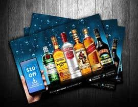 #8 para Liquor Promo Flyer Design por satishandsurabhi
