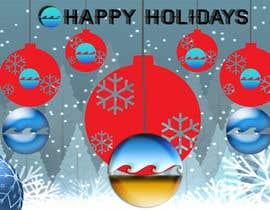 #30 for Design Our Company Christmas Card by bijonmohanta