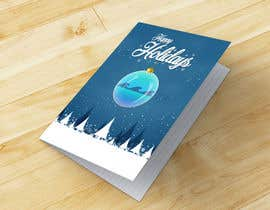 #16 for Design Our Company Christmas Card by biswasshuvankar2