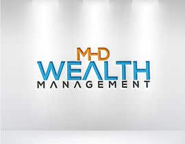 #542 for Logo required for my new company MHD Wealth Management af knackrakib