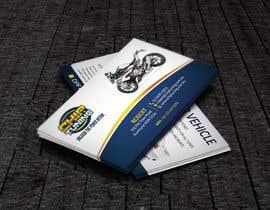 Nro 166 kilpailuun REDESIGN BUSINESS CARDS käyttäjältä Srabon55014