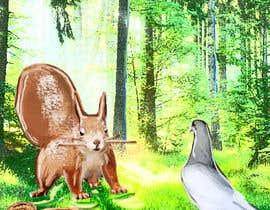 nº 14 pour Need an artist / illustrator for a Children's Book par letindorko2