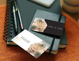 #94 for Bussines card and flyer for italian restaurant af AdrianaAlbert