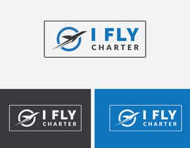 #396 για Logo Design - I Fly Charter από munneeyesmine