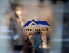 "#27 para New Company Logo Design for ""UNDER ONE ROOF SOLUTIONS"" por danieledeplano"
