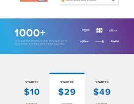 Nro 2 kilpailuun Design Homepage käyttäjältä alvaidea