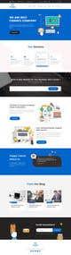 Kilpailutyön #6 pienoiskuva kilpailussa Design Homepage