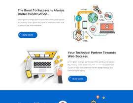 Nro 6 kilpailuun Design Homepage käyttäjältä husainmill