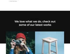 #7 for Design Homepage av ganupam021