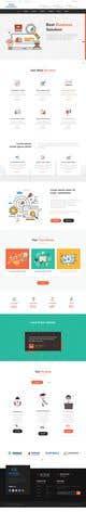 Kilpailutyön #13 pienoiskuva kilpailussa Design Homepage