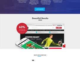 Nro 12 kilpailuun Design Homepage käyttäjältä brsherkhan
