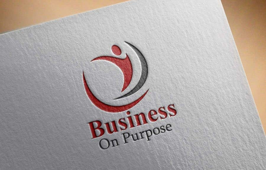 Konkurrenceindlæg #91 for I need a Logo Designed for a new Business name - Business On Purpose