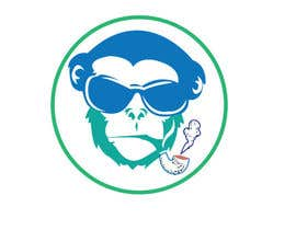 Nro 10 kilpailuun I need a logo designed for an upper market vape and marijuana store named Monkey Budz the logo must contain 2 monkey heads one smoking a blunt the other vaping. Something classy that will appear to both young and old generations käyttäjältä nobelbayazidahme